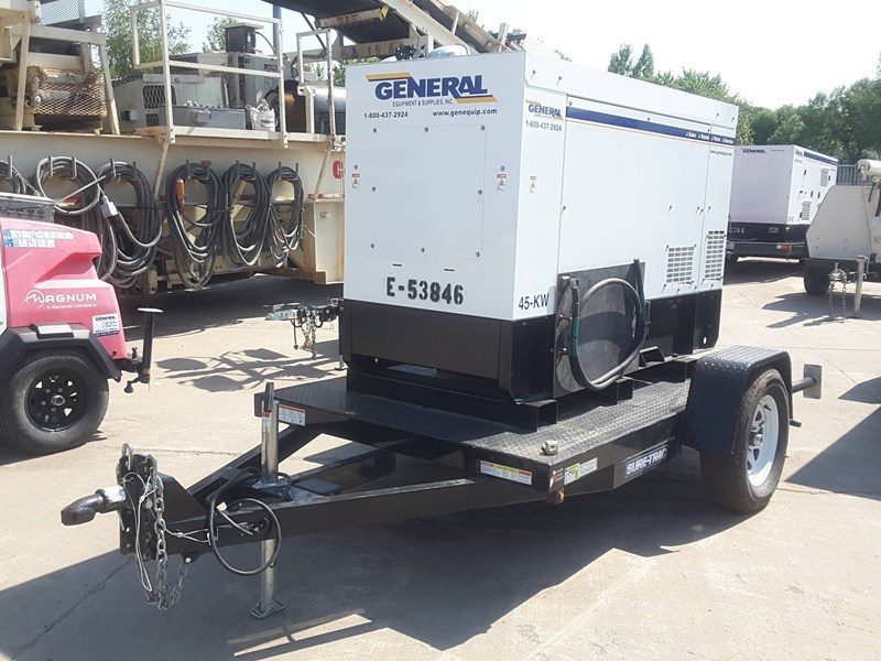 2018 Other 45 KW Generator & Power Unit For Sale