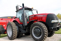 Tractor For Sale 2017 Case IH Magnum 220 , 220 HP