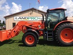 Tractor For Sale 2016 Kubota M6-131 , 128 HP