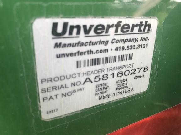 Unverferth HT30 Header Trailer For Sale