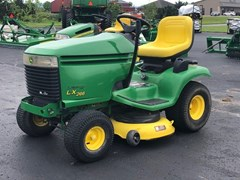 Riding Mower For Sale 2002 John Deere LX266 , 16 HP