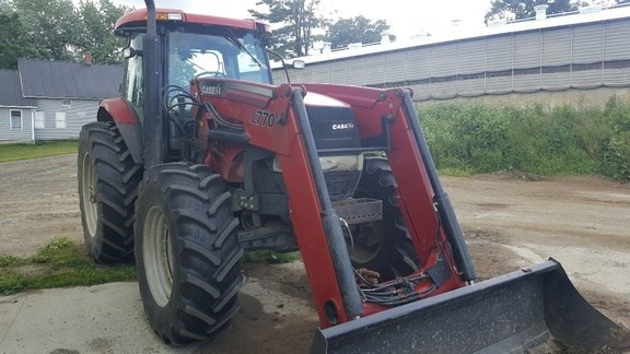2013 Case IH 165 PUMA Tractor For Sale