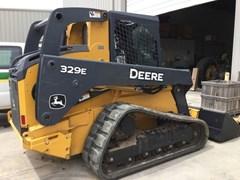 Skid Steer-Track For Sale 2013 John Deere 329E