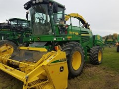 Forage Harvester-Self Propelled For Sale 2011 John Deere 7450