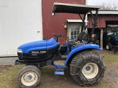 Tractor - Compact Utility For Sale 2004 New Holland TC25D , 25 HP
