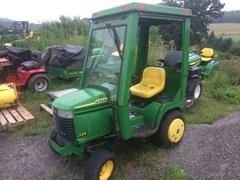 Riding Mower For Sale 2001 John Deere 325 , 18 HP