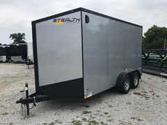Cargo Trailer For Sale 2019 Stealth 714
