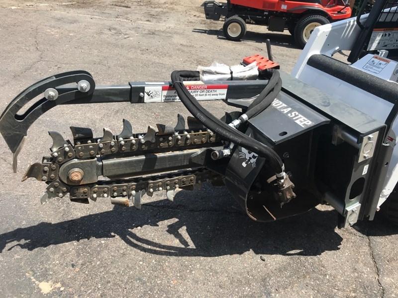 Bobcat LT112 Trencher