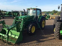 Tractor For Sale 2015 John Deere 6105M , 105 HP