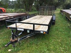 Utility Trailer For Sale:  2015 Load Trail 20 FT