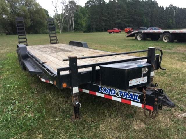 2016 Load Trail 24 FT Utility Trailer For Sale