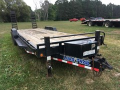 Utility Trailer For Sale:  2016 Load Trail 24 FT
