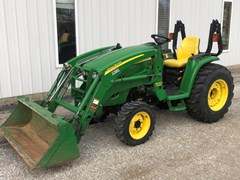 Tractor - Compact For Sale 2010 John Deere 3720 , 44 HP
