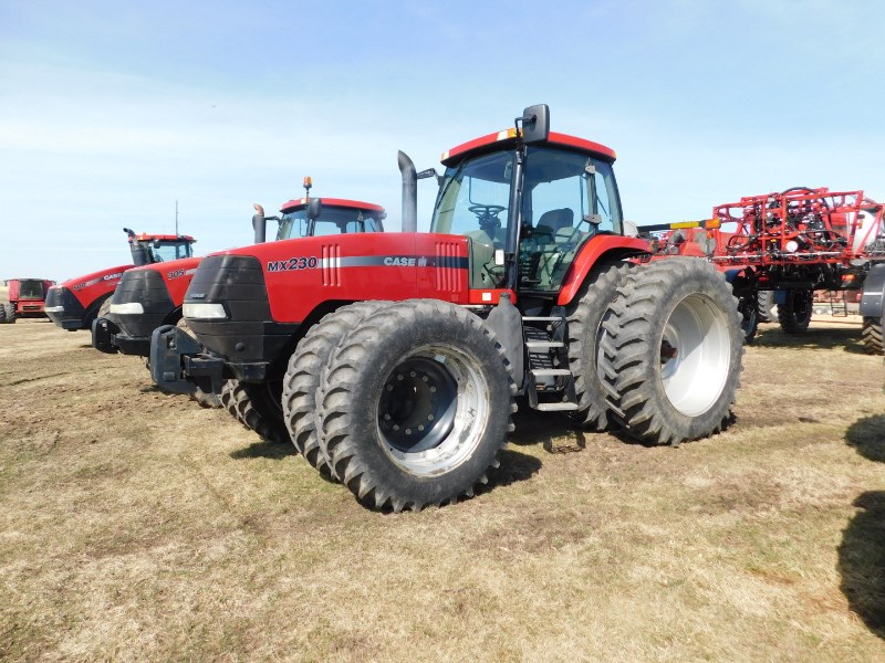 2003 Case IH MX230 Tractor For Sale