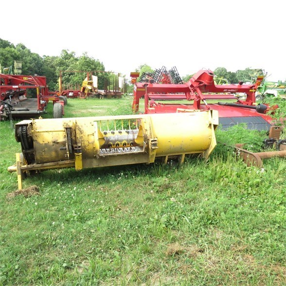 2012 New Holland 29P Forage Head-Windrow Pickup For Sale