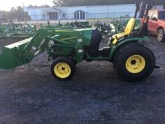 Tractor For Sale 2012 John Deere 2520 , 17 HP