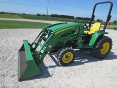 Tractor - Compact For Sale 2007 John Deere 3720 , 44 HP