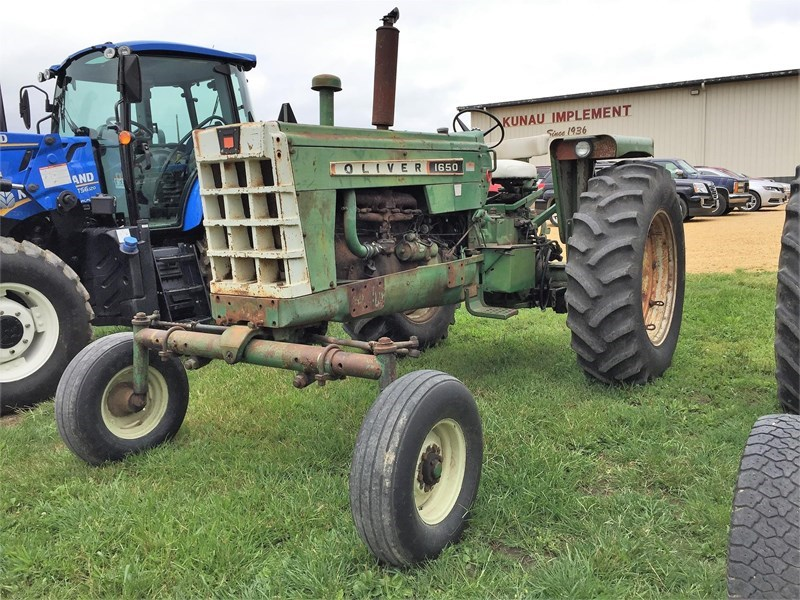 Oliver 1650 Tractor For Sale