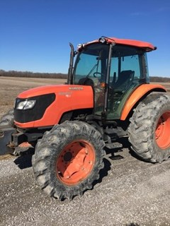 Tractor For Sale:  2010 Kubota M9540 , 95 HP