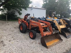 Tractor - Compact For Sale Kubota L245DT , 25 HP