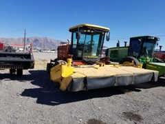 Windrower-Self Propelled For Sale 2002 New Holland HW340