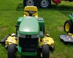 Riding Mower For Sale: 1997 John Deere 345, 18 HP