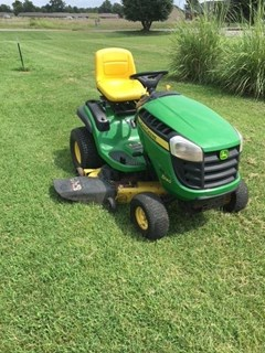 Riding Mower For Sale 2014 John Deere D140 , 22 HP