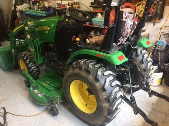 2010 John Deere 2320 Tractor For Sale
