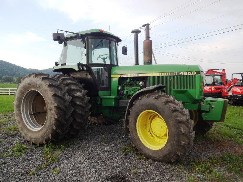 1986 John Deere 4850 Tractor For Sale