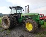 Tractor For Sale: 1986 John Deere 4850, 220 HP