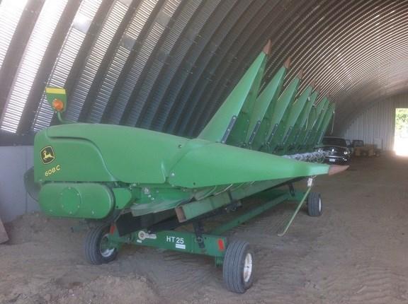 2013 John Deere 608C StalkMaster Header-Corn For Sale