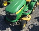 Riding Mower For Sale: 2008 John Deere X300, 17 HP