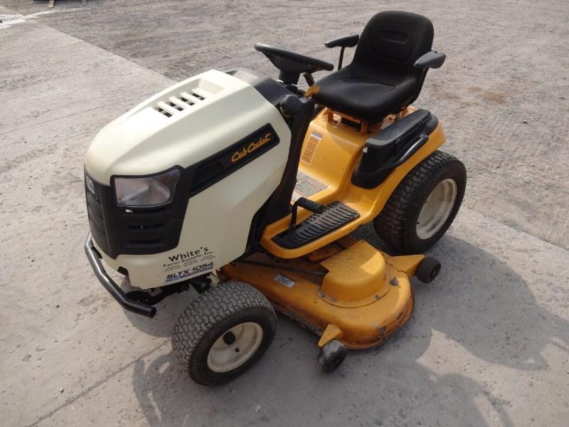 2011 Cub Cadet SLTX1054 Riding Mower For Sale