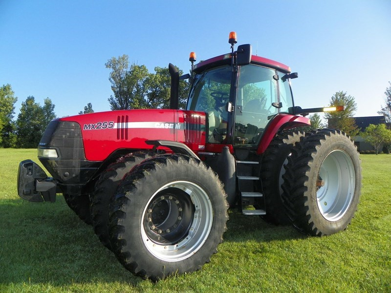 2005 Case IH MX255 Tractor For Sale