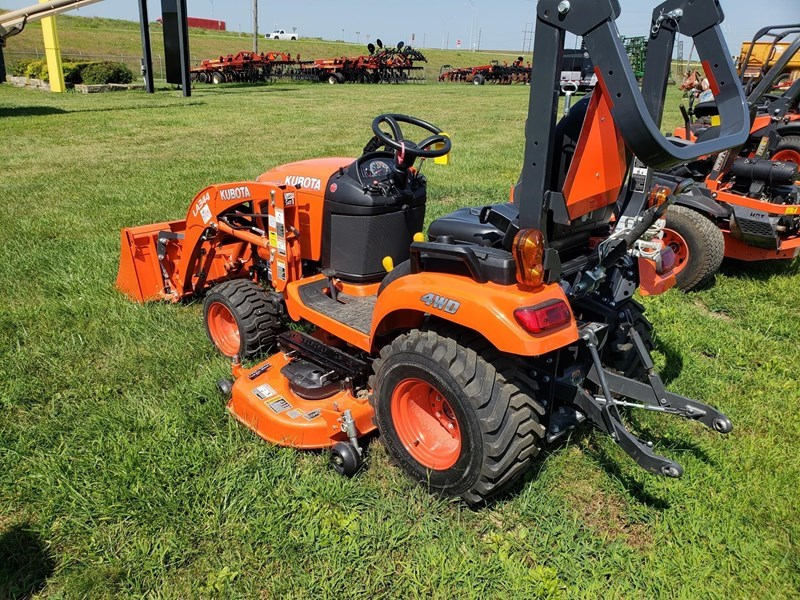 2017 Kubota BX2680 Tractor For Sale