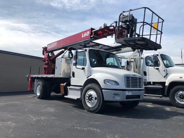 2016 Elliott L60R HiReach Bucket Truck