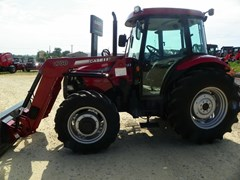Tractor For Sale 2007 Case IH JX80 , 72 HP