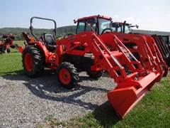 Tractor - Compact For Sale 2006 Kubota L4630 , 44 HP