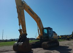 Excavator For Sale 2018 Kobelco SK300LC-10