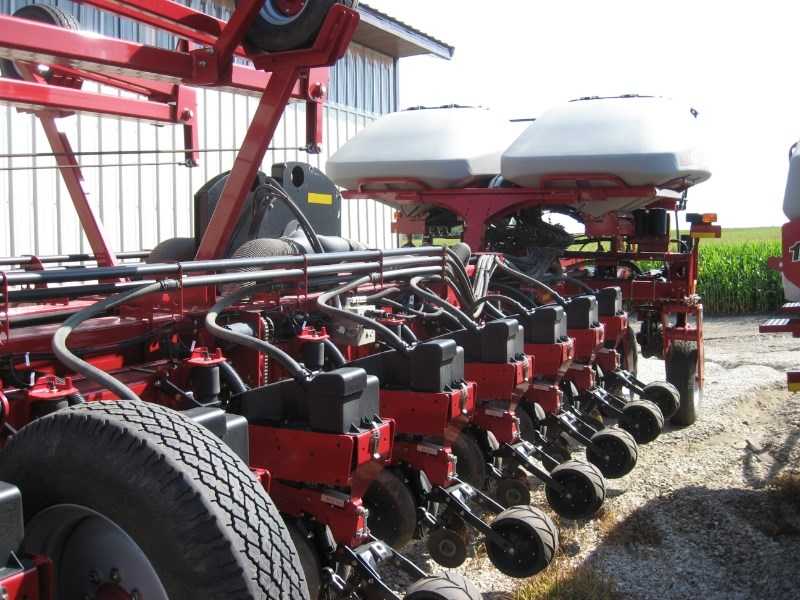 2016 Case IH 1255 Planter For Sale
