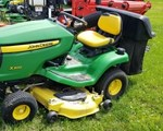 Riding Mower For Sale: 2012 John Deere X300, 18 HP