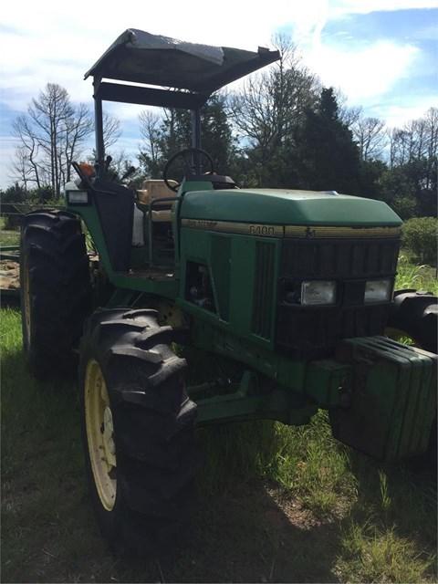 1995 John Deere 6400 Tractor For Sale