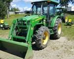 Tractor For Sale: 2009 John Deere 5083E, 83 HP