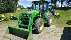 Tractor For Sale:  2009 John Deere 5083E , 83 HP