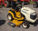 Riding Mower For Sale: 2006 Cub Cadet GT 2550, 22 HP