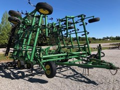 Field Cultivator For Sale 2005 John Deere 2210