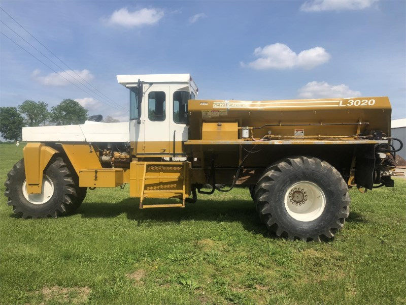 Terra-Gator 1603 Floater/High Clearance Spreader For Sale