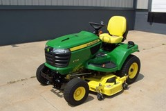 Riding Mower For Sale 2014 John Deere X734 , 25 HP