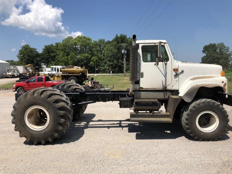 Silverwheels 2554 Misc. Truck For Sale