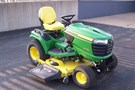 Riding Mower For Sale:  2017 John Deere X750 , 24 HP